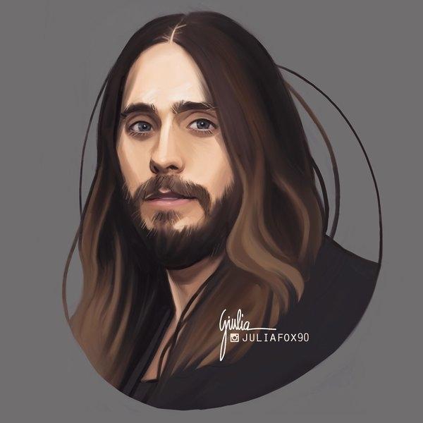 Jared Leto by JuJu
